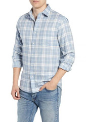 Faherty Ventura Plaid Regular Fit Shirt