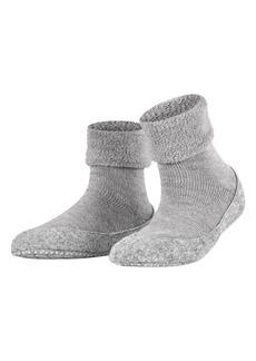 Women's Falke Cosy Stretch Wool Slipper Socks