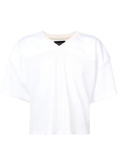 Fear of God cropped Manuel T-shirt
