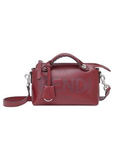 Fendi Mini By the Way Leather Crossbody Bag