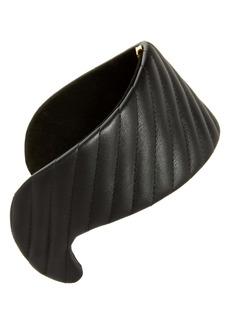 Fendi Pelle Trapuntata Headband