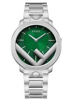 Fendi Run Away Bracelet Watch, 41mm