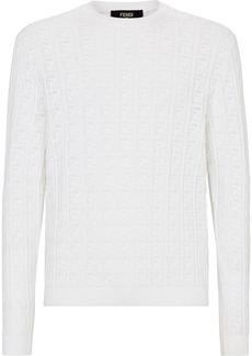 Fendi FF-motif jumper
