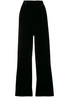 Fendi high waist palazzo trousers