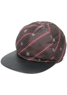 Fendi logo-printed cap