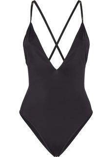 Fendi reversible FF print swimsuit