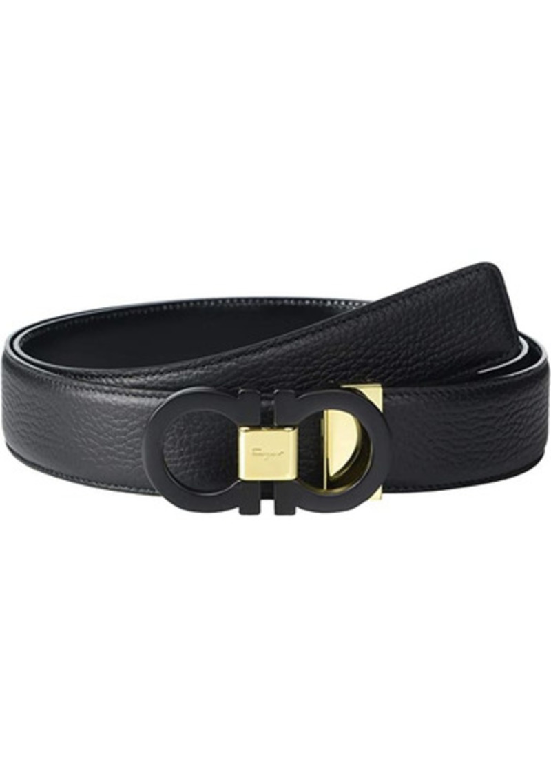Ferragamo Adjustable & Reversible Belt - 679941