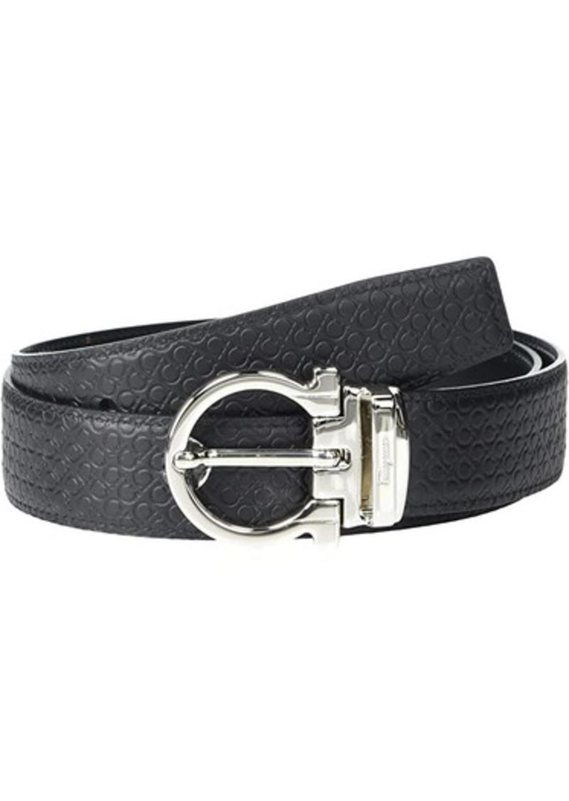Ferragamo Adjustable & Reversible Belt - 67A258