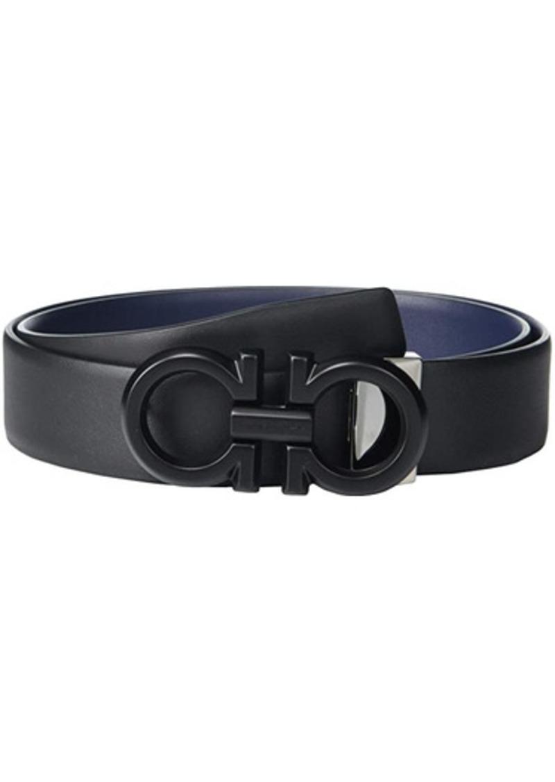 Ferragamo Adjustable & Reversible Belt 67A253