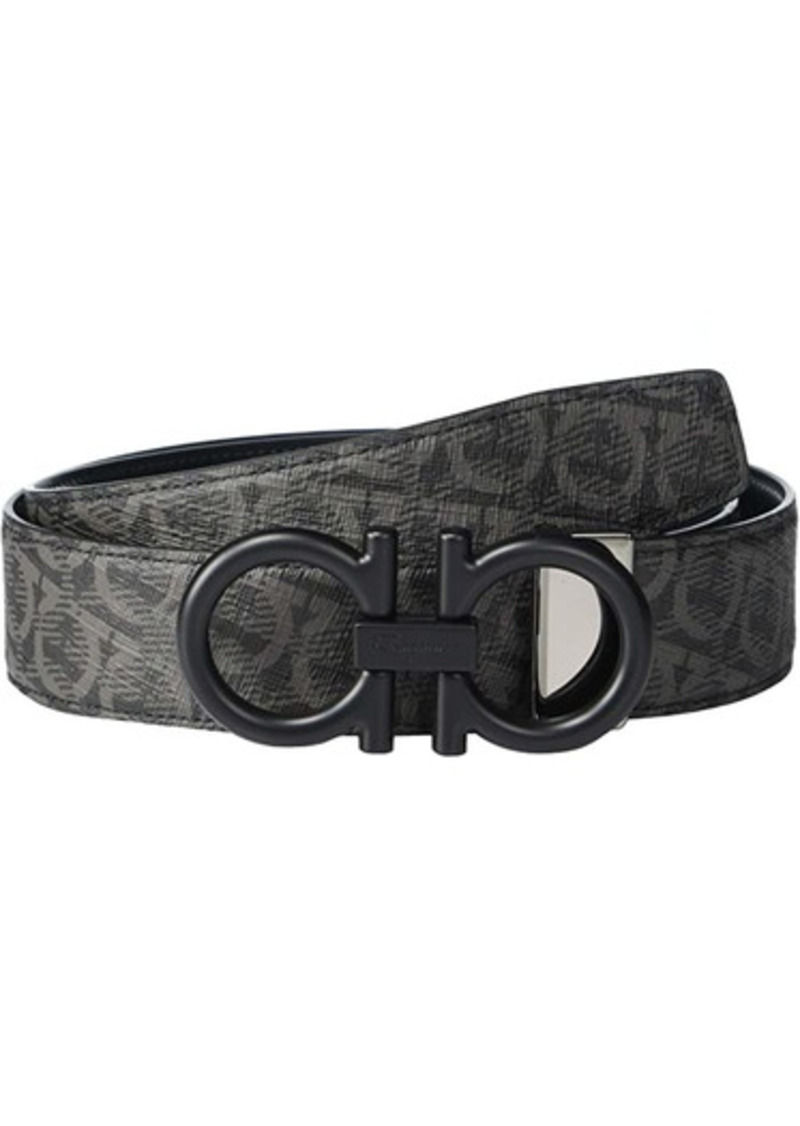 Ferragamo Adjustable & Reversible Belt
