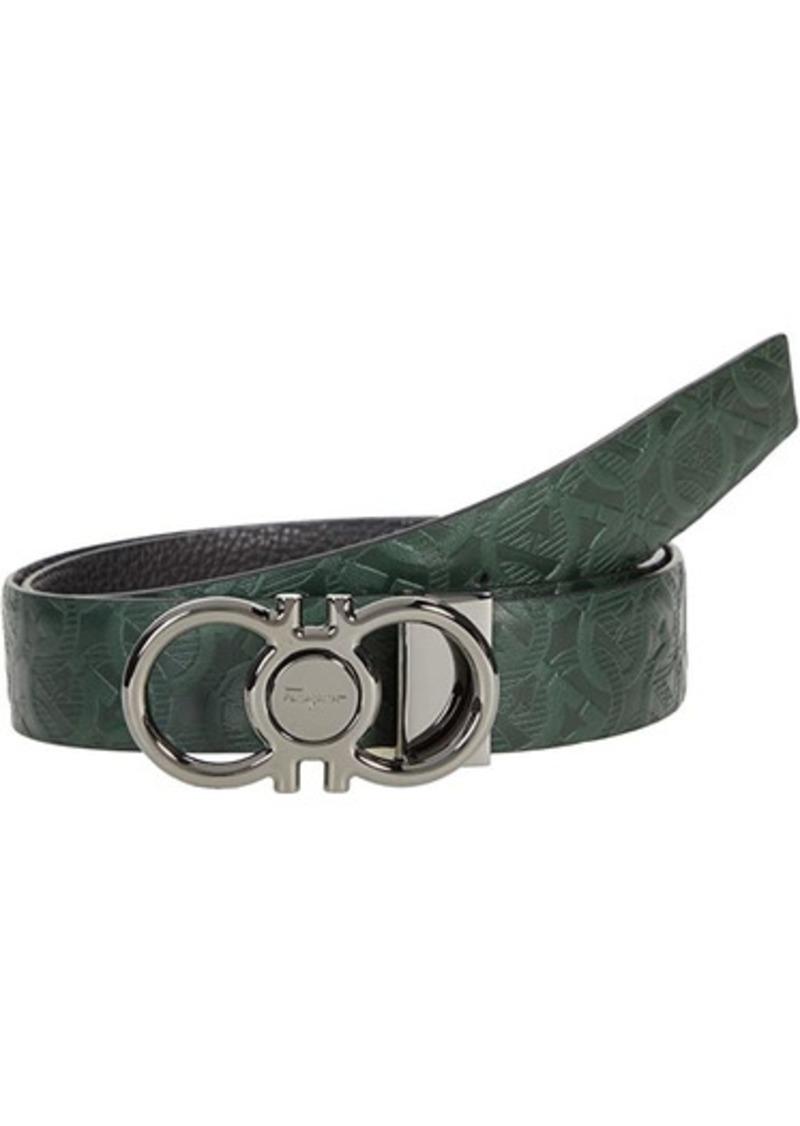 Ferragamo Adjustable & Reversible Belt