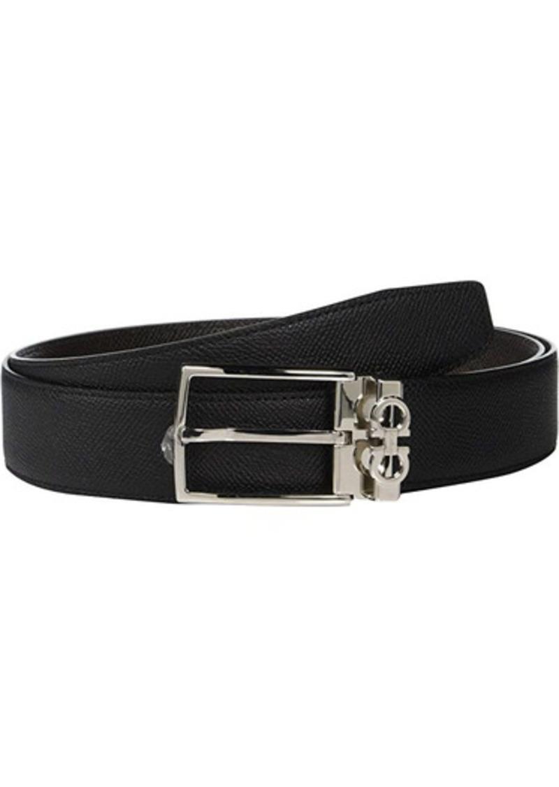 Ferragamo Adjustable/Reversible Belt - 67A037