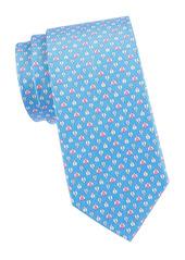 Ferragamo Beetle Silk Tie