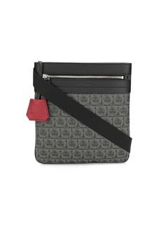 Ferragamo Gancini motif shoulder bag