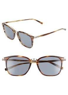 Salvatore Ferragamo 54mm Square Sunglasses