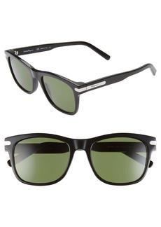 Salvatore Ferragamo Capsule 54mm Rectangle Sunglasses