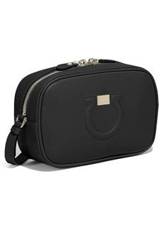 Salvatore Ferragamo Gancio City Leather Camera Bag