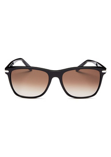 Salvatore Ferragamo Men's Square Sunglasses, 57mm