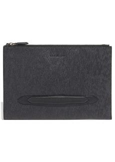 Salvatore Ferragamo Revival 3.0 Leather Travel Portfolio