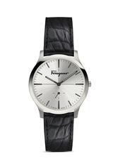 Salvatore Ferragamo Slim Formal Watch, 40mm