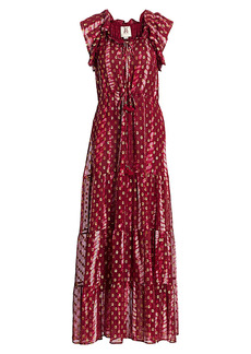 Figue Global Caravan Gianna Maxi Dress