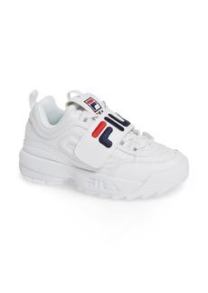 FILA Disruptor II Premium Appliqué Sneaker (Women)