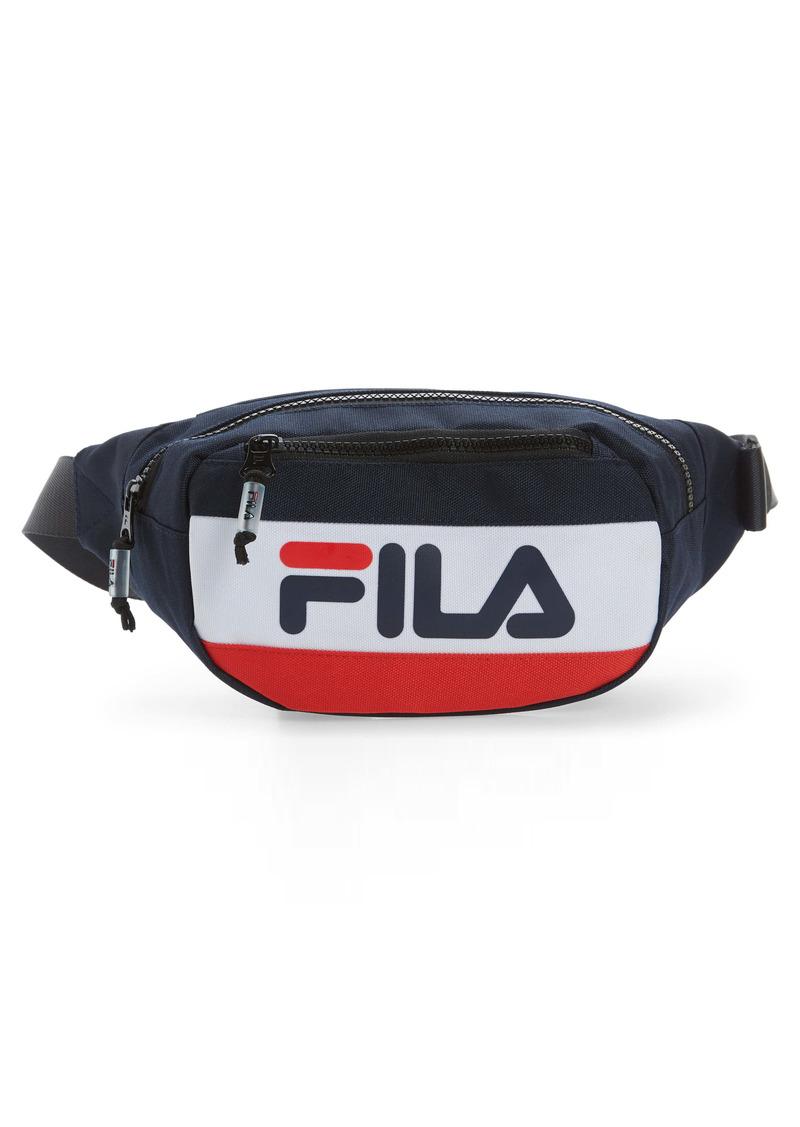 FILA Henry Logo Belt Bag