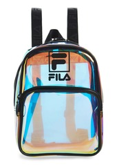 FILA Zenon Clear Mini Backpack