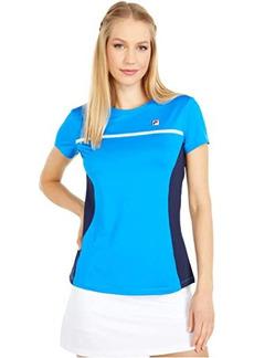 Fila Heritage Tennis Short Sleeve Top