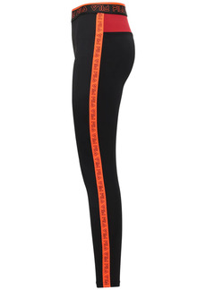 Fila High Waist Logo Leggings