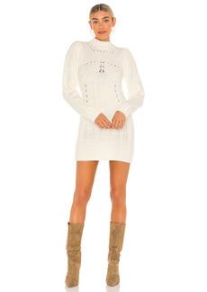 For Love & Lemons Jules Sweater Dress