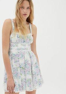 For Love & Lemons Loretta Mini Dress