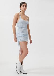 For Love & Lemons Rhea Pointelle Tank Dress