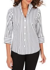 Foxcroft Cisley Stripe Non-Iron Shirt