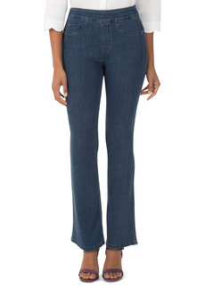 Foxcroft Soho Bootcut Pull-On Jeans
