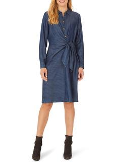 Foxcroft The Parisian Long Sleeve Shirtdress