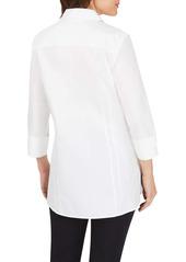 Foxcroft Tristen Non-Iron Tunic Shirt