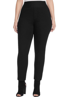 Foxcroft Women's Plus Size Slimming Nina Pull-on Jean  W