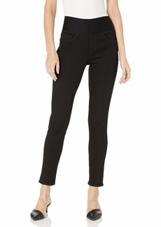 Foxcroft Women's Slimming Nina Pull On Jean