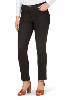 Foxcroft Women's The Downtown Straight Leg Stretch Jean