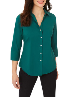 Women's Foxcroft Mary Button-Up Blouse