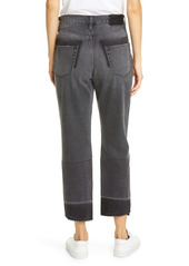 FRAME Cloud Collection Le Original High Waist Ankle Jeans (Beverly)