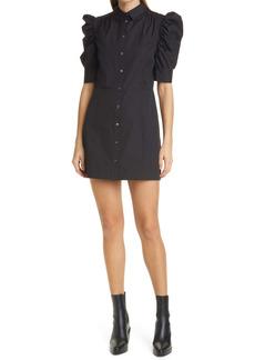FRAME Gillian Organic Cotton Shirtdress