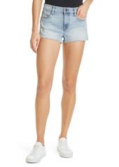 FRAME Le Cutoff Denim Shorts (Kerouac)