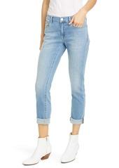 FRAME Le Garcon Ankle Slim Boyfriend Jeans (Florence)