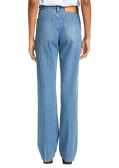 FRAME Le Italien High Waist Flare Jeans