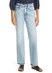 FRAME Le Jane Straight Leg Jeans (Richlake)