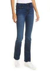 FRAME Le Mini Bootcut Jeans (Augusta)