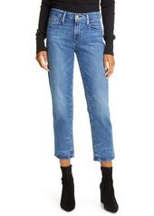 FRAME Le Nouveau Ankle Straight Leg Jeans (Rodeo Blue)