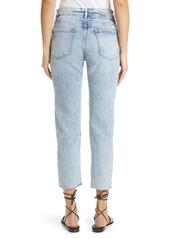 FRAME Le Nouveau Raw Edge Straight Leg Jeans (Lombard)